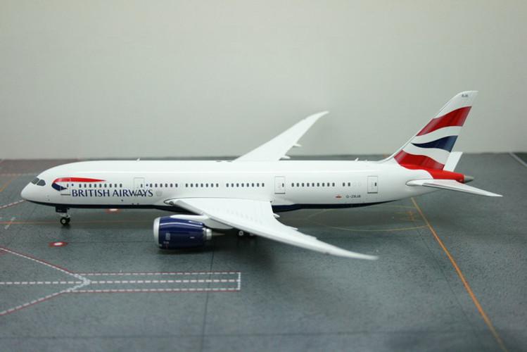 Phoenix British Airways Boeing 787-8 Dreamliner G-ZBJB 1/200