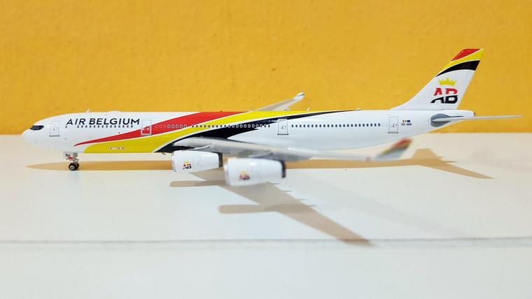 Phoenix Air Belgium Airbus A340-300 OO-ABA 1/400