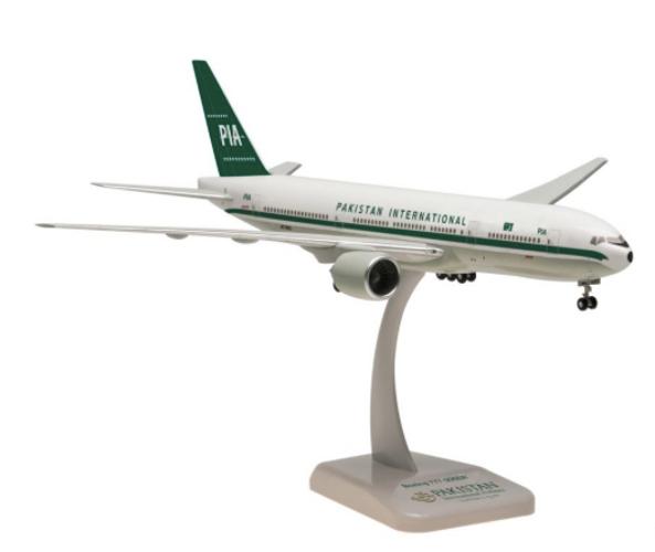 Hogan PIA Boeing 777-200ER Retro Design 1/200