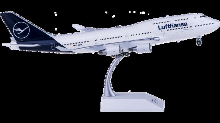 Herpa Lufthansa Boeing 747-400 (Diecast Metal) 1/200 559485