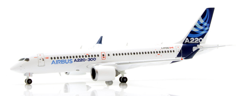 Herpa Airbus A220-300 House Colours 1/400 562690
