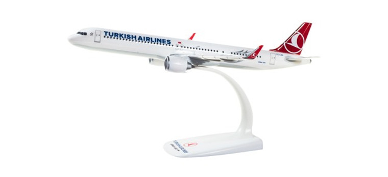 Herpa Turkish Airlines Airbus A321neo 1/200 612210