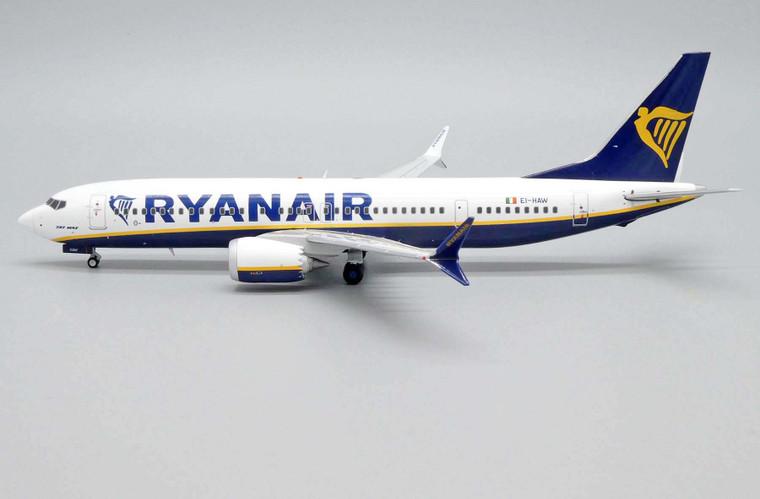 JC Wings Ryanair Boeing 737-8Max EI-HAW 1/200 XX2258