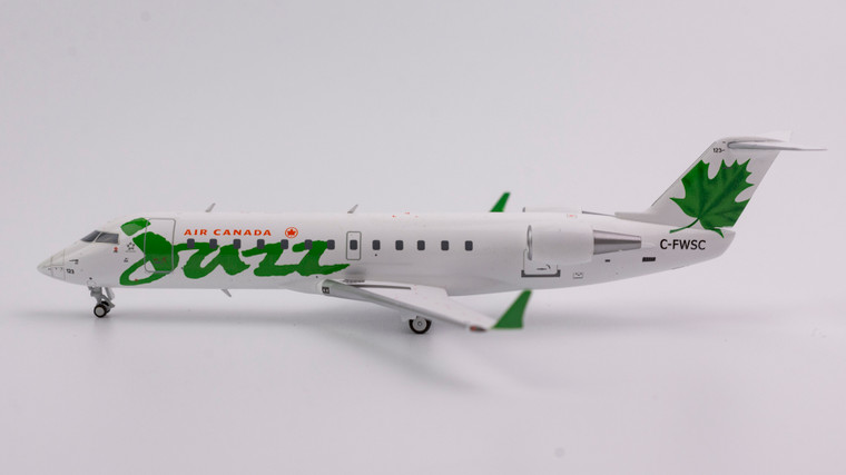 NG Models Air Cananda Jazz CRJ-100ER C-FWSC 'Green' 1/200