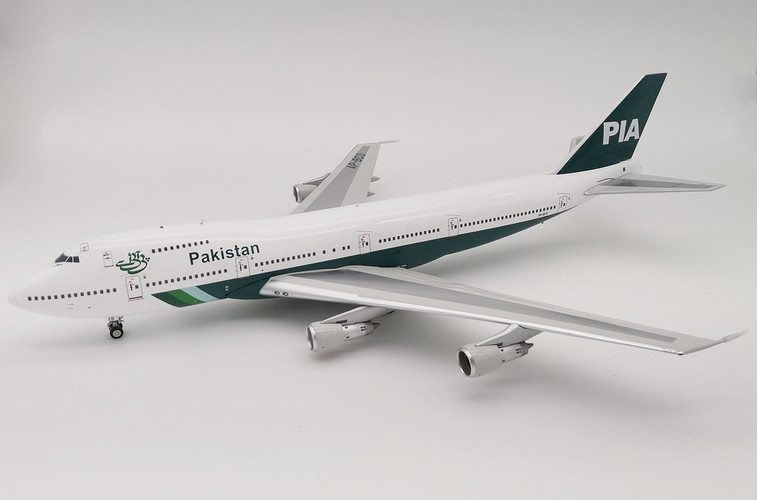 Inflight200 PIA Boeing 747-200 AP-BCO Limited Edition 1/200