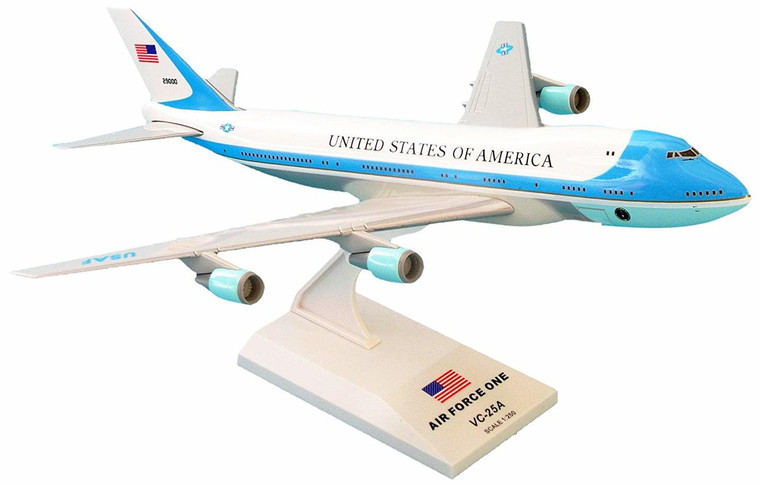 SkyMarks Air Force One Boeing 747-200 1/250 SKR041