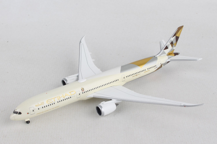 Herpa Etihad Airways Boeing 787-10 Dreamliner 1/500 533119