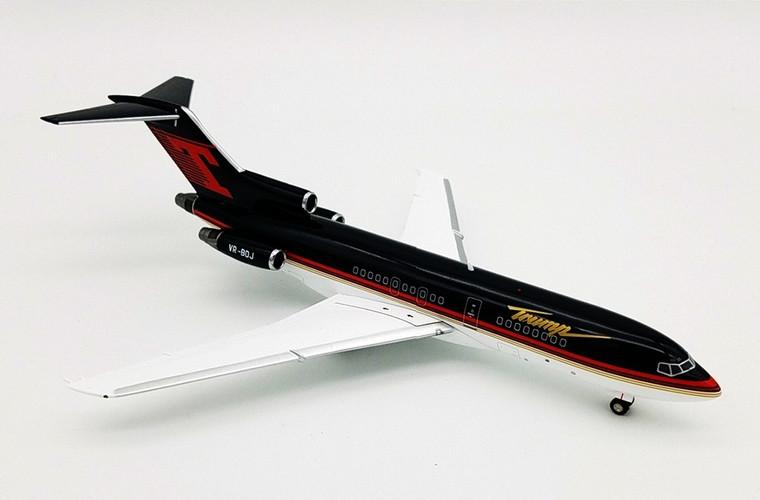 WB Trump Boeing 727-100 VR-BDJ 1/200