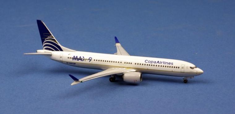 Aeroclassics Copa Airlines Boeing 737-9MAX HP-9901CMP 1/400 AC419443