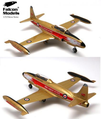 Falcon T-33 Golden Hawks No 21500, RCAF 1/72 FM722021