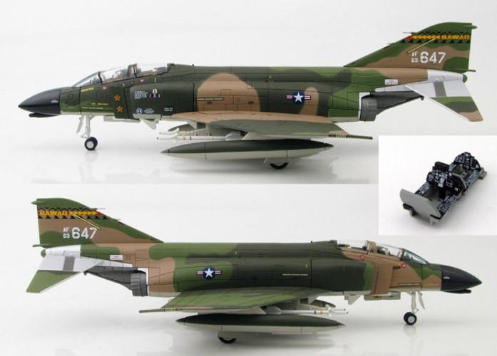 "HobbyMaster F-4C Phantom II 154thTFG 199thTFS Hawaii ANG ""Aloha Alert"" 1/72"