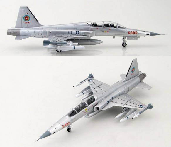 HobbyMaster F-5F Tiger II Taiwan Air Force 1/72 HA3355