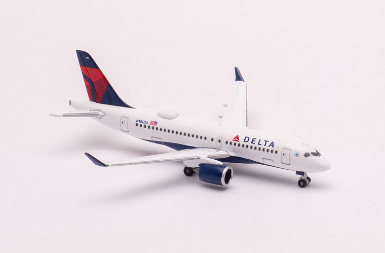 Herpa Delta Air Lines Airbus A220-100 1/500 532952
