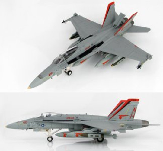 "HobbyMaster US Navy F/A-18C Hornet ""Operation Enduring Freedom"" 1/72"