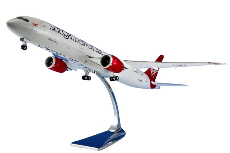 Phoenix Virgin Atlantic Boeing 787-9 G-VBEL 1/200 PH02010