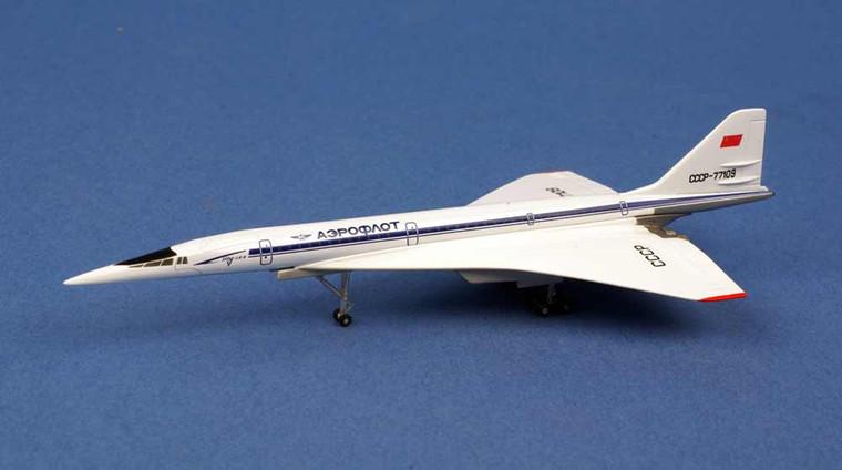 Herpa Aeroflot Tupolev TU-144S 1/500 533324