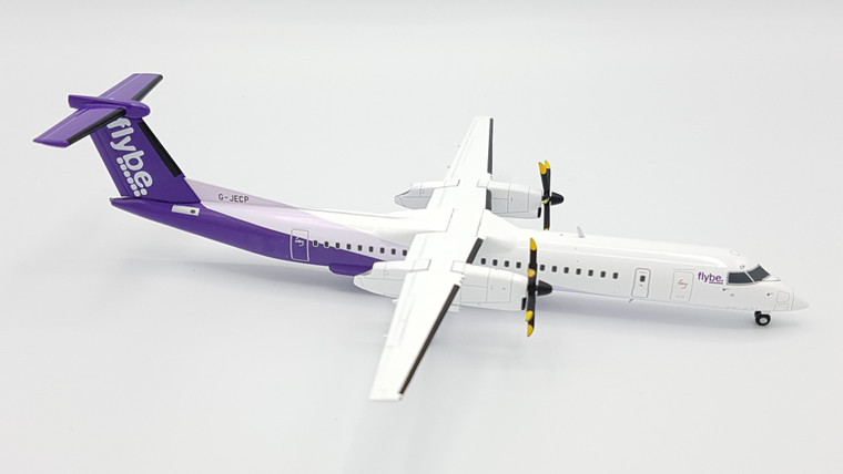Herpa Flybe Bombardier Q400 - new colors 1/200 559829