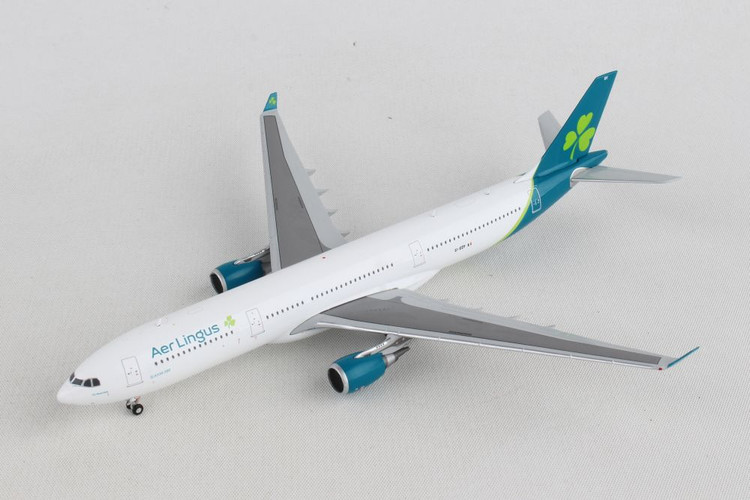 GeminiJets Are Lingus Airbus A330-300 (New Livery) EI-BDY 1/400 GJEIN1853
