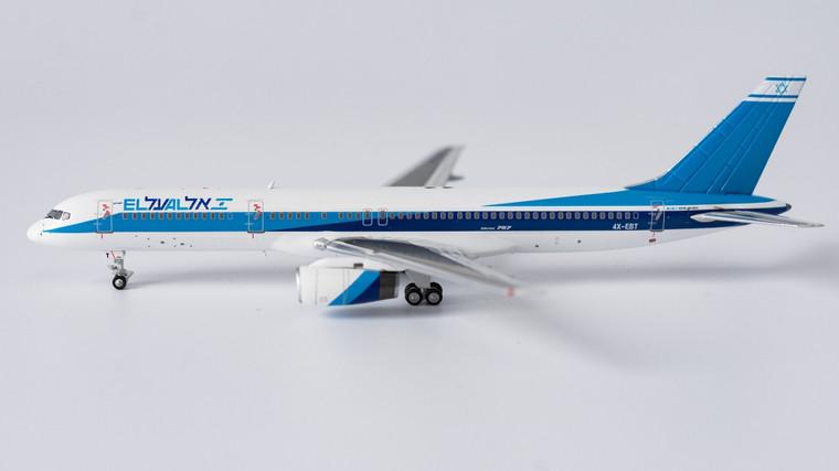 NG Models EL AL Boeing 757-200 4X-EBT 1/400 NG53101