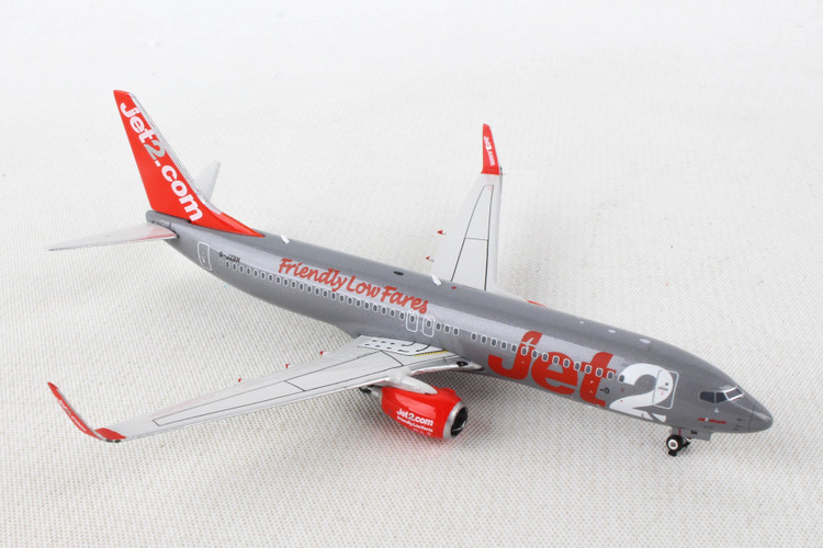 Phoenix Jet2 Boeing 737-800 G-JZBM 1/400 PH04260