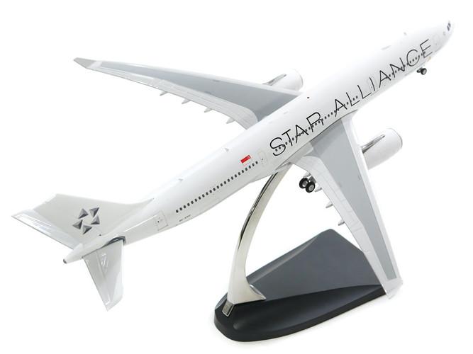 Phoenix SG Airbus A330-300 9V-STU 'Star Alliance' 1/200