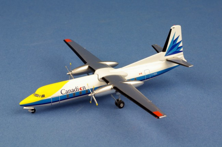 Aeroclassics Canadi>n Fairchield FH-227 C-GNDI 1/200 AC219448