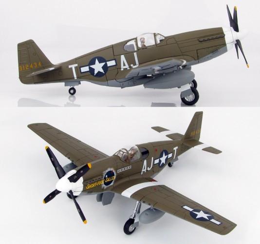 HobbyMaster P-51B Mustang Short-Fuse Sallee 356FS 354FG 9AF 1/48 HM8508