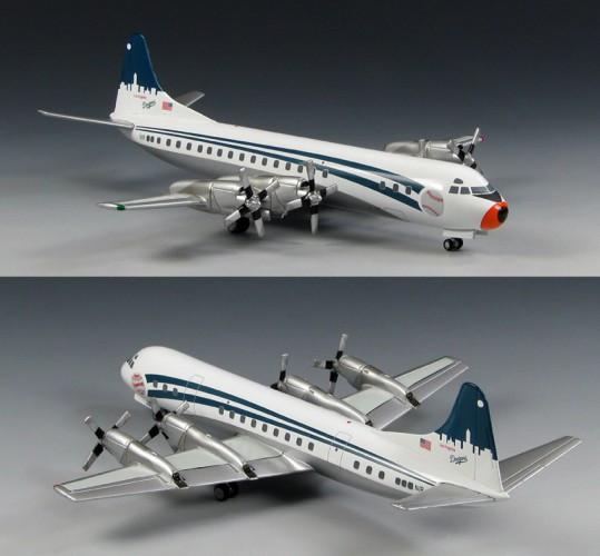 HobbyMaster Lockheed L-188 Electra Los Angeles Dodgers, 1964 1/200 HML1015