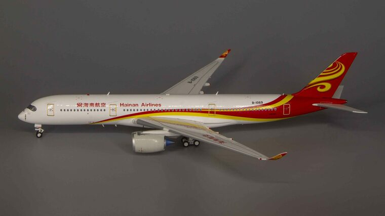 Aviation400 Hainan Airlines Airbus A350-900 1/400 AV4033