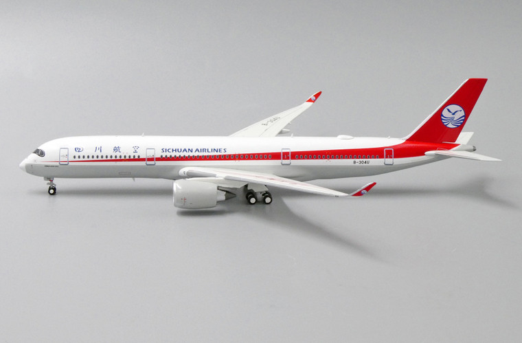 Aviation400 Sichuan Airlines Airbus A350-900XWB B-304U 1/400 AV4035