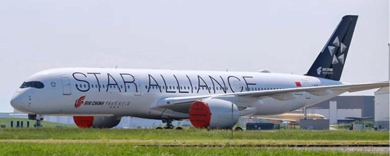 Aviation400 Air China Airbus A350-900 B-308W Star Alliance 1/400 AV4047