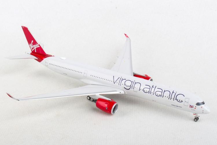 Phoenix Virgin Atlantic Airbus A350-1000 G-VLUX 'Red Velvet' 1/400