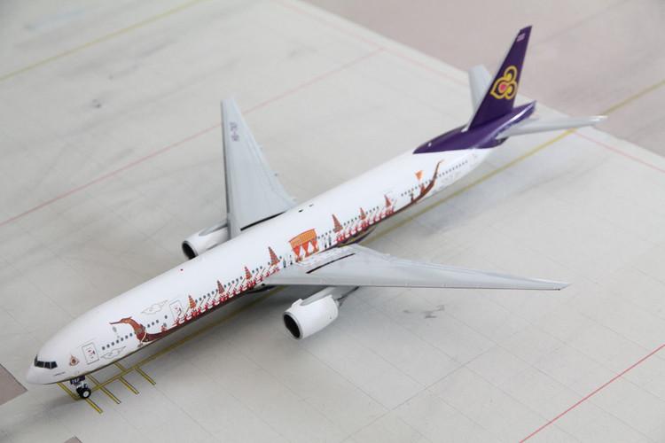 Phoenix Thai Airways Boeing 777-300 HS-TKF 'Royal Barge' 1/200