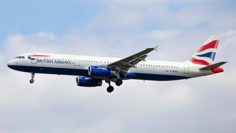 Phoenix British Airways Airbus A321 G-MEDU 1/400