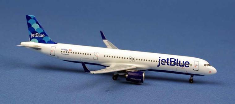 Aeroclassics JetBlue Airbus A321 Neo N2002J - 1/400