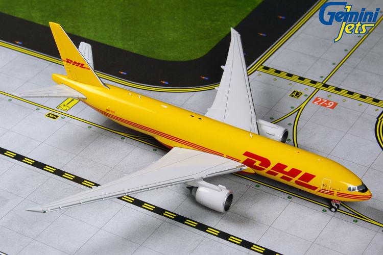GeminiJets DHL Boeing 777F N705GT 1/400 GJDHL1886