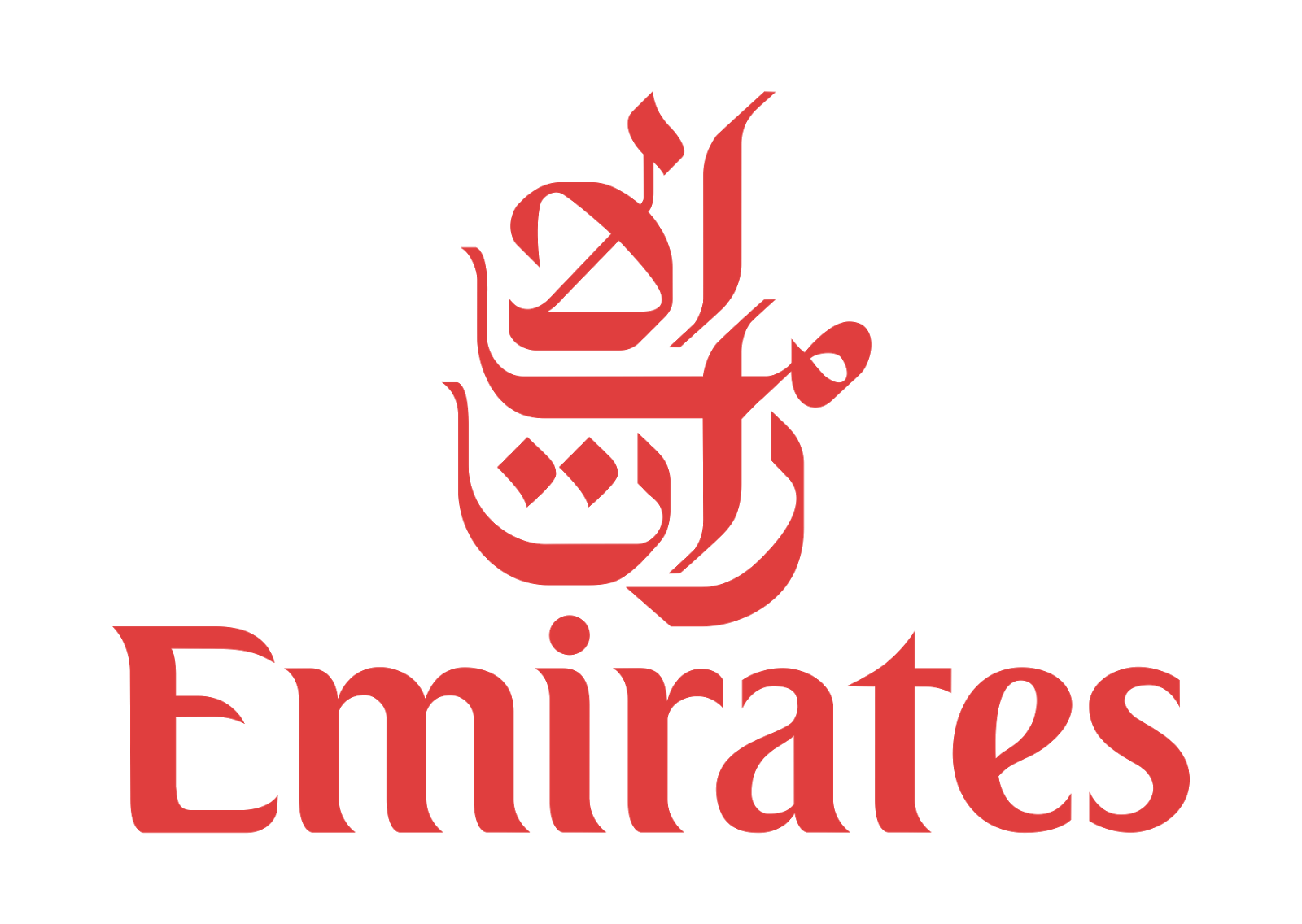 Emirates diecast model planes