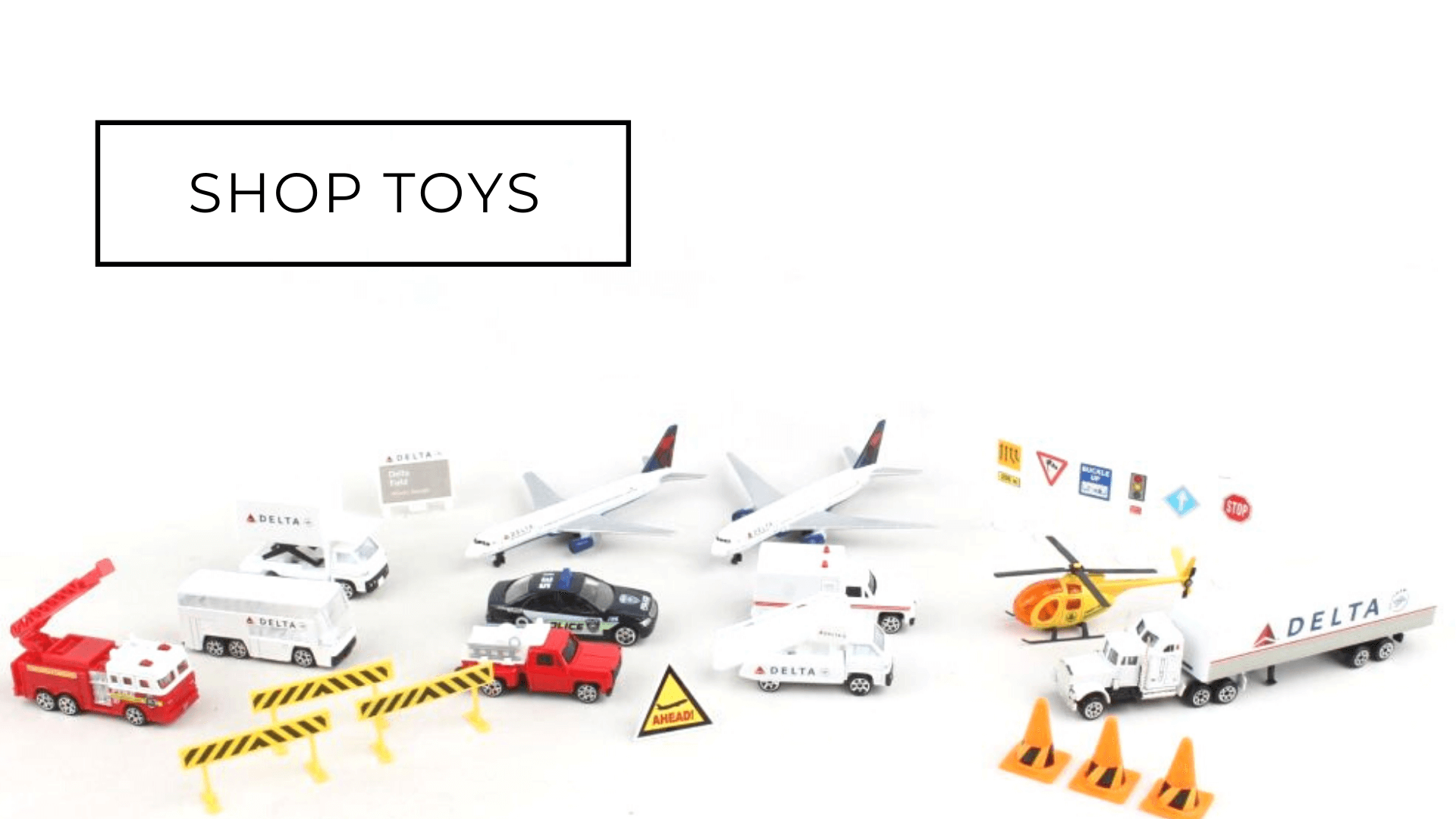 Aviation model toys and airport playsets at Aircraft Model Store!