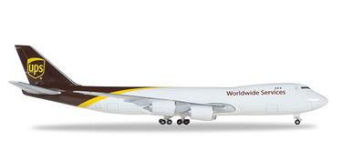 Neu Herpa 531993-1//500 Qatar Airways Cargo Boeing 747-8F