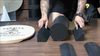 Foam Roller Package - Black Rocker
