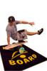 Mini Pro Training Package: deck, roller and cushion