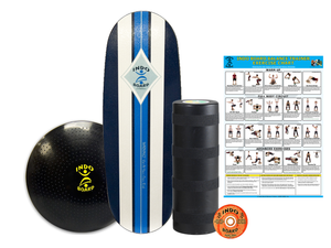Pro Training Package: deck, roller and cushion