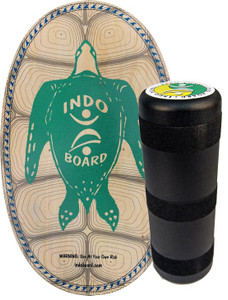 INDO BOARD Original Deck & Roller - Sea Turtle