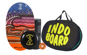 Pyramids INDO BOARD Portable Gym