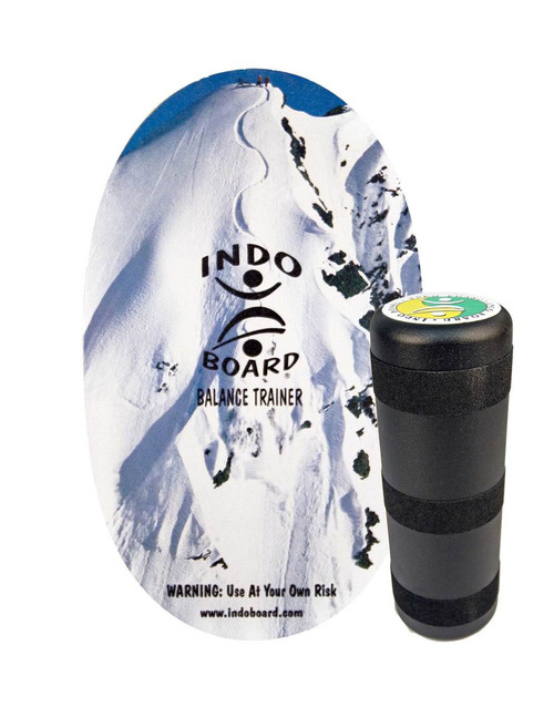 Original Indo Balance Board - Snow Peak deck and roller