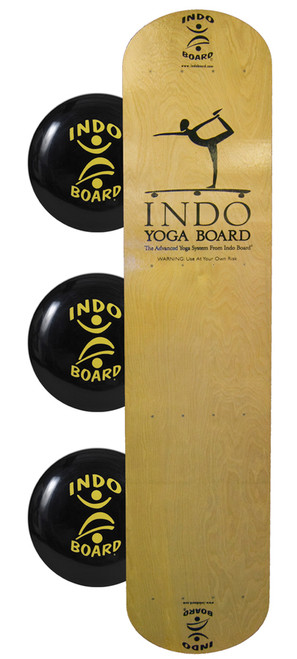 Yoga Trio Pack - Wood