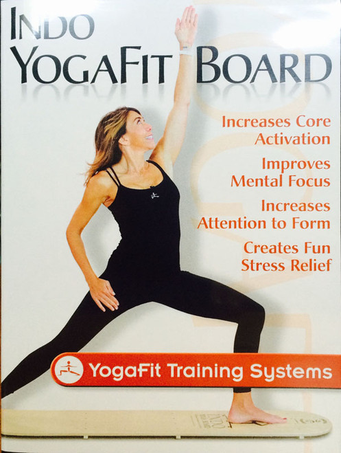 YogaFit Training Systems DVD - Consumer