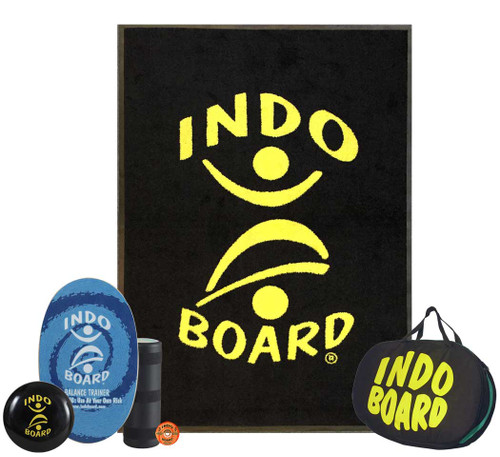 Indo Original Total Gym Package - blue