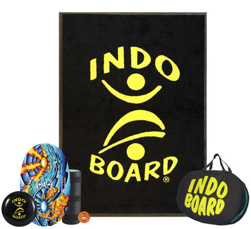 Indo Original Total Gym Package - Yin Yang