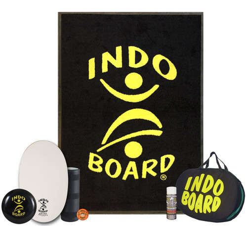 Indo Original Total Gym Package - Art